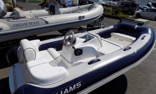 Image of Williams 325 Turbojet for sale in United Kingdom for £11,950 PORTLAND, United Kingdom