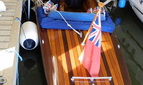 Image of Andrews Slipper Stern Launch for sale in United Kingdom for £44,950 Beale Park, United Kingdom