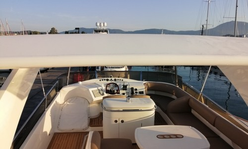 Image of Princess 61 for charter in Greece from €14,210 / week Marina Gouvia, Greece