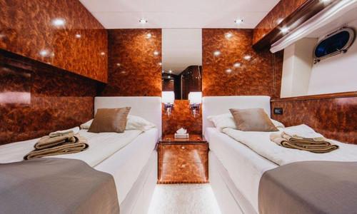 Image of Amer 86 for charter in Croatia from €32,000 / week Marina Baotić, Croatia