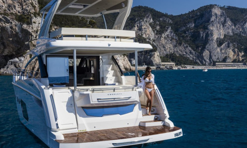 Image of Absolute 50 Fly for charter in Croatia from €19,950 / week ACI Marina Rab, Croatia