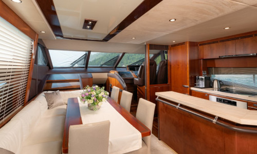 Image of Princess 72 Fly for charter in Croatia from €29,900 / week Marina Lav, Croatia