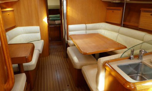 Image of Jeanneau Sun Odyssey 43 for sale in Greece for £68,000 Greece
