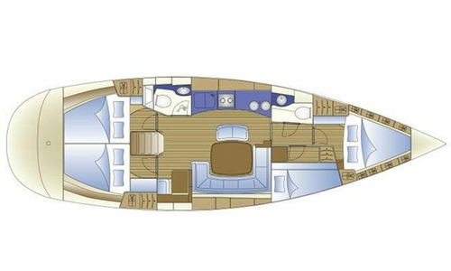 Image of Bavaria Yachts 44 for sale in Greece for £60,000 Greece