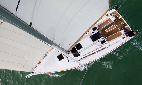 Image of Dufour Yachts 350 Grand Large for sale in Croatia for £75,000 Croatia