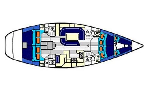 Image of Jeanneau Sun Odyssey 52.2 for sale in Greece for £140,000 Greece