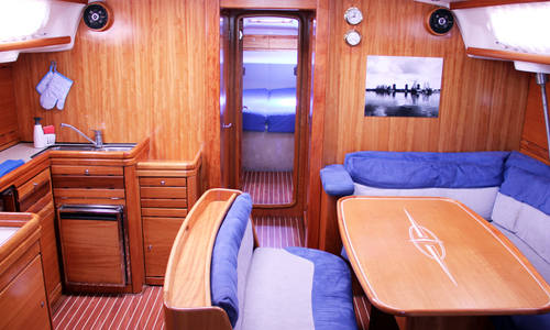 Image of Bavaria Yachts Cruiser 46 for sale in Greece for £95,000 Greece