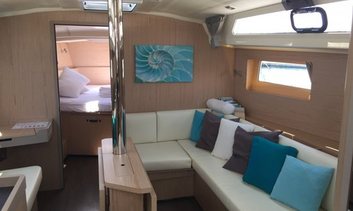 Image of Beneteau - Oceanis 41.1 for sale in Greece for £150,000 Greece