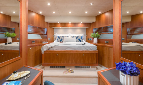 Image of Sunseeker Predator 108 for charter in Croatia from €44,070 / week Marina Zadar, Croatia