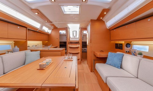 Image of Dufour Yachts 390 Grand Large for charter in Netherlands from €1,790 / week Kortgene, Netherlands