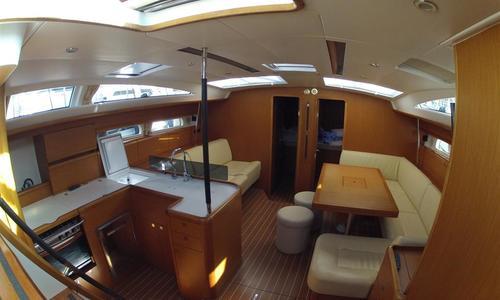 Image of Jeanneau Sun Odyssey 53 for sale in Croatia for £190,000 Croatia
