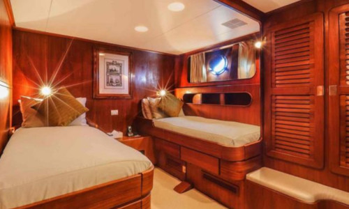 Image of Custom Perini 131 for charter in Thailand from €55,000 / week Yacht Haven Marina, Thailand