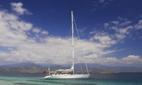 Image of Nautor's Swan Swan 87 for charter in Thailand from €18,000 / week Yacht Haven Marina, Thailand
