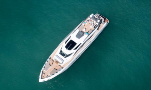 Image of Numarine 105 for charter in Thailand from €49,000 / week Yacht Haven Marina, Thailand