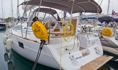Image of Elan 394 Impression for sale in Croatia for £105,000 Croatia