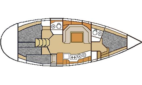 Image of Elan 38 for sale in Croatia for £62,000 Croatia