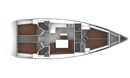 Image of Bavaria Yachts Cruiser 46 for sale in Greece for £140,000 Greece