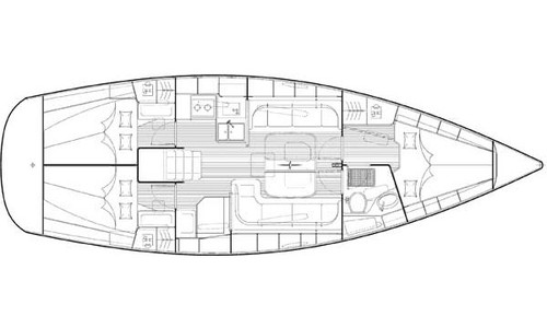 Image of Bavaria Yachts 38 Cruiser for sale in Greece for £60,000 Greece
