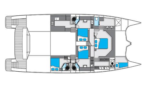 Image of Sunreef Yachts 70 Power for charter in Croatia from €32,000 / week Marina Mandalina, Croatia