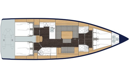 Image of Bavaria Yachts C45 for sale in Greece for £195,000 Greece