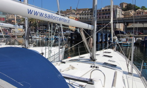 Image of Beneteau Oceanis 473 for sale in Italy for £200,000 Italy