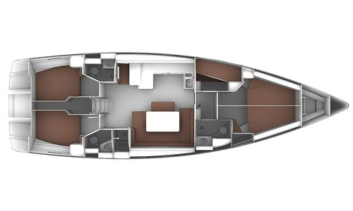Image of Bavaria Yachts Cruiser 51 for sale in Greece for £220,000 Greece