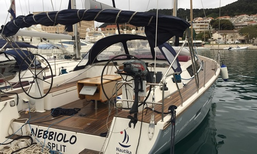 Image of D&D Yachts Kufner 54.2 for charter in Croatia from €2,000 / week ACI Marina Trogir, Croatia