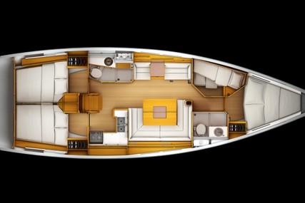 Jeanneau Sun Odyssey 439 for charter in Greece from €1,600 / week
