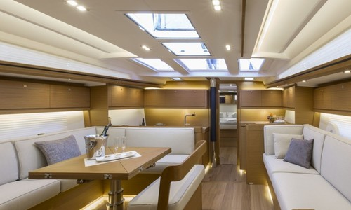 Image of Dufour Yachts 520 GL for charter in Mexico from €3,125 / week La Paz, Mexico