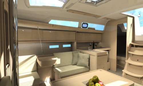 Image of Dufour Yachts 412 for charter in Mexico from €2,290 / week La Paz, Mexico