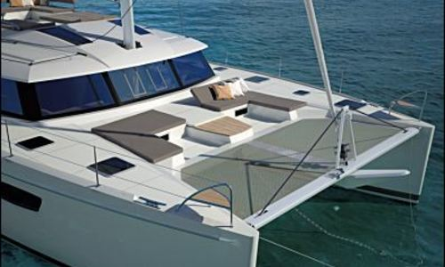 Image of Fountaine Pajot Saba 50 for charter in Thailand from €6,125 / week Phuket, Thailand