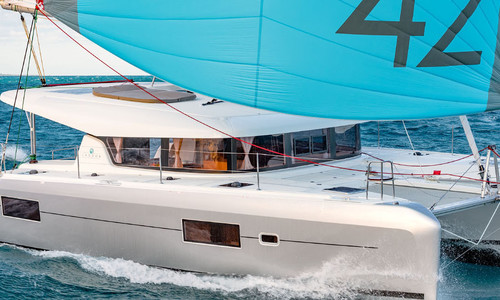 Image of Lagoon Lagoon 42 for charter in Thailand from €4,991 / week Phuket, Thailand