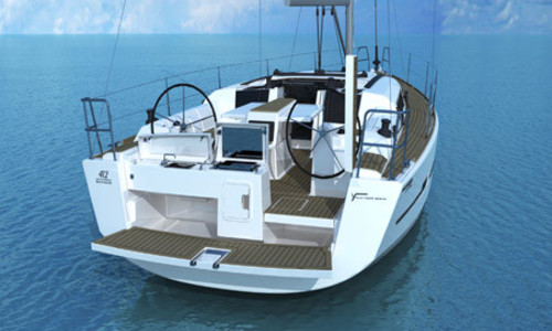 Image of Dufour Yachts 412 for charter in Mexico from €2,225 / week La Paz, Mexico