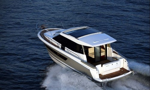 Image of Jeanneau NC 11 for charter in Mexico from P.O.A. Puerto Vallarta, Mexico