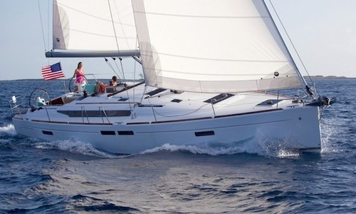 Image of Jeanneau Sun Odyssey 479 for charter in Mexico from P.O.A. Puerto Vallarta, Mexico