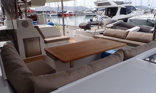 Image of Fountaine Pajot Saona 47 for charter in Thailand from €4,760 / week Phuket, Thailand