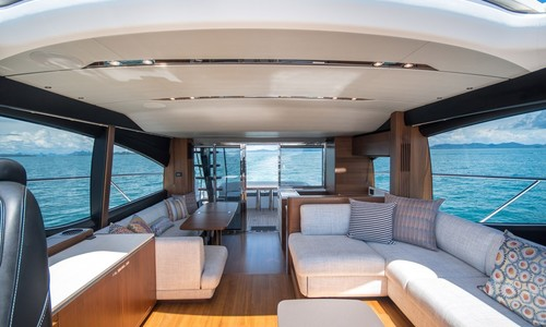 Image of Princess S65 for charter in Thailand from $39,900 / week Phuket, Thailand