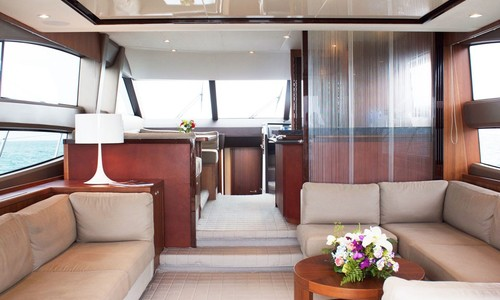 Image of Princess 64 for charter in Thailand from $35,000 / week Phuket, Thailand
