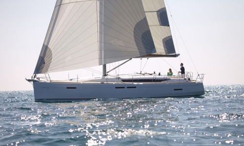Image of Jeanneau Sun Odyssey 449 for charter in Mexico from €2,470 / week La Paz, Mexico