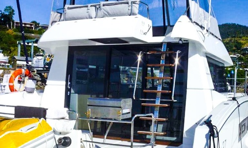 Image of Fountaine Pajot MAESTRO 37 for charter in Mexico from €3,195 / week La Paz, Mexico