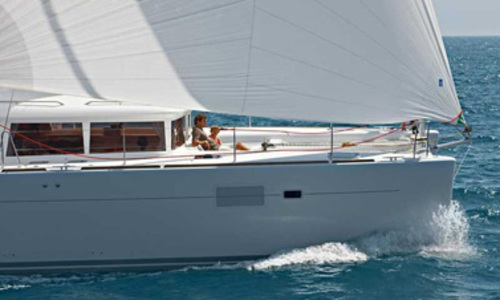 Image of Lagoon 450 for charter in Mexico from €4,340 / week La Paz, Mexico