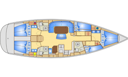 Image of Bavaria Yachts 50 for sale in Greece for £100,000 Greece