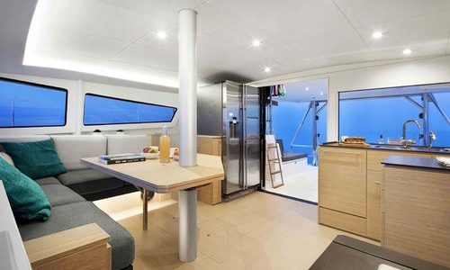 Image of Catana BALI 4.5 for charter in Mexico from €4,340 / week La Paz, Mexico