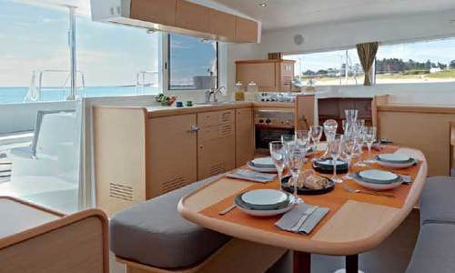 Image of Lagoon 421 for charter in Mexico from €2,875 / week La Paz, Mexico