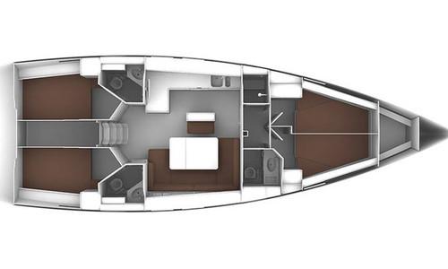 Image of Bavaria Yachts Cruiser 46 for charter in Netherlands from €1,900 / week Lemmer, Netherlands