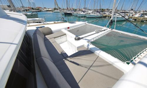 Image of Lagoon 450 Flybridge for charter in Croatia from €3,100 / week Marina Pirovac, Croatia