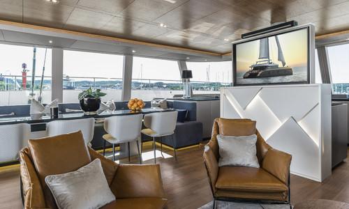 Image of Sunreef Yachts 80 for charter in Croatia from €64,000 / week SCT Marina Trogir, Croatia