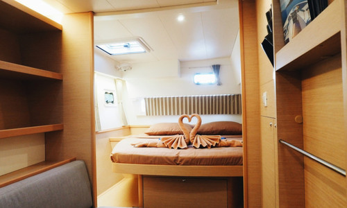 Image of Lagoon 42 -Owner's Version for charter in Thailand from €4,536 / week Ao Po Grand Marina, Thailand