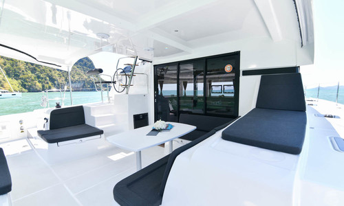 Image of Lagoon 42 - 4Cab/4Hd for charter in Thailand from €4,991 / week Ao Po Grand Marina, Thailand