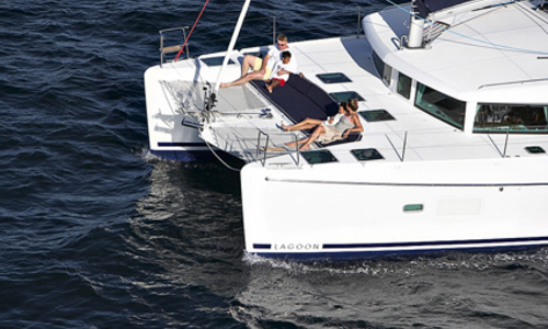 Image of Lagoon 420 for charter in Mexico from €2,445 / week La Paz, Mexico